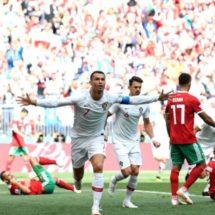 Portugal elimina a Marruecos del Mundial