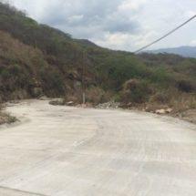 Se abrirá circulación en carretera local de Pinotepa que se comunica con carretera federal 200 Pinotepa-Salina Cruz.