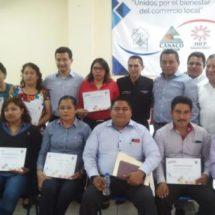 Reconocen labor de personal de la Fiscalía en la Mixteca