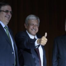 Marcelo Ebrard será el canciller de López Obrador