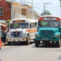 Más de mil quinientos choferes serán capacitados en Tuxtepec