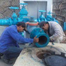A fin de mes quedará resuelto el problema del agua potable en Loma Altas