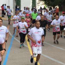 Lanza la Cruz Roja edición 2018 de la carrera 'Salvando vidas'
