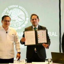 Confirman a Raúl Bolaños Cacho Cué como Senador de la República