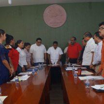 Aprueba Cabildo gestión para relleno Sanitario y construcción de 03 techados en escuelas