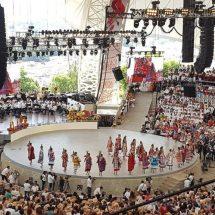 """""""Flor de Piña"""", un baile capaz de tocar las fibras nacionales e internacionales"""