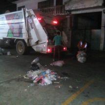 No está suspendido el servicio de limpia pública: Bulmaro Uscanga Aldán