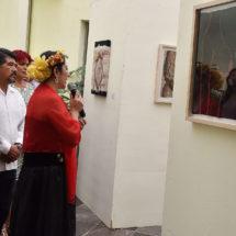 A través del arte… Sensibiliza Legislativosobrelas heridasde la mujer oaxaqueña