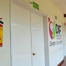 Cumplen normas de seguridad los edificios del DIF Municipal