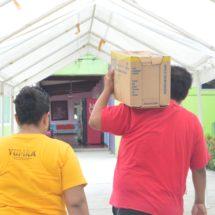Bolsas de diálisis siguen entregándose a pacientes gracias a donadores: DIF