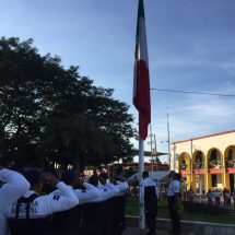 Ayuntamiento de Tuxtepec conmemora el 207 Aniversario Luctuoso de Miguel Hidalgo