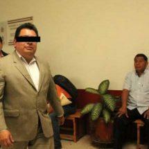 Liberan a Moreno Alcántara acusado de tráfico de concesiones en el Gobierno de Gabino Cué
