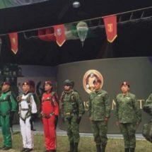 Anuncian gran exposición de las Fuerzas Armadas en Oaxaca
