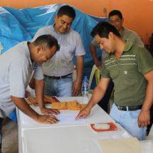 CONAFOR Beneficia a productores de hule en Jacatepec