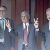 ¡Ebrard por Vasconcelos en Relaciones Exteriores!