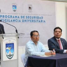 Implementan UABJO y Fiscalía 'Programa de Seguridad y Vigilancia Universitaria'