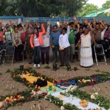Crean la Asamblea de los Valles contra la Minería en Oaxaca