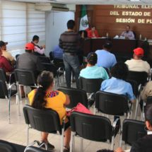 El IEEPCO omitió la solicitud del PRD para sustiuir a candidato de Santo Domingo Tehuantepec, Oaxaca