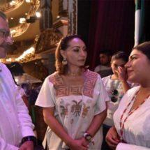 Riqueza cultural distingue a Oaxaca de Juárez: edil