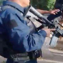 Confirman lesión por disparo en policía municipal de Juchitán