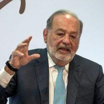 Usar materiales mexicanos ahorraría costos del AICM: Slim