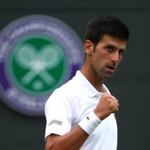 Djokovic apoya a Croacia; recibe insulto