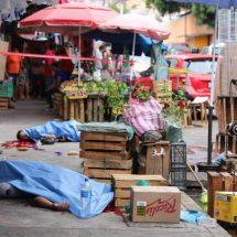 México registra el nivel más alto de violencia en 21 años