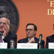 """Videgaray: """"Con o sin Canadá tendremos un acuerdo comercial con EE UU"""""""