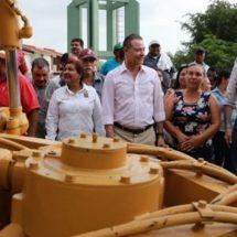 Inicia la ampliación de la carretera Culiacán-El Sauz para beneficio de la Policía Militar