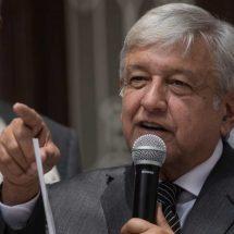 López Obrador recibirá el miércoles informe sobre viabilidad del NAIM