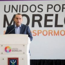 Gobierno de Morelos pide a Cuauhtémoc Blanco designar a su gabinete