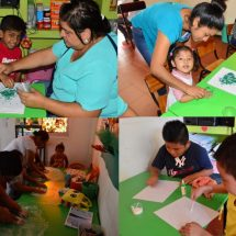 """DIF inicia """"Curso de Artes Plásticas"""" para niños de área de Pedagogía"""