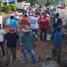 Juntos construimos condiciones positivas para Tuxtepec