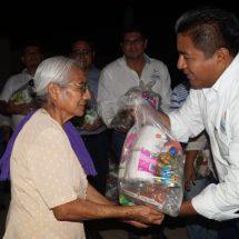 Ayuntamiento de Tuxtepec continuará con sus programas sociales: Dávila