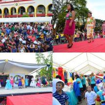 Espectacular cierre de cursos Gratuitos del DIF de Tuxtepec