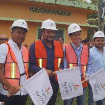 El gestionar proyectos y obras para Tuxtepec es trabajo en equipo: Dávila