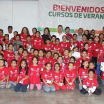 Por segundo año consecutivo, sorprende el curso de verano en Santa Lucía