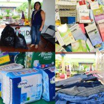 Donaciones ciudadanas valiosas para asistir a más personas: DIF