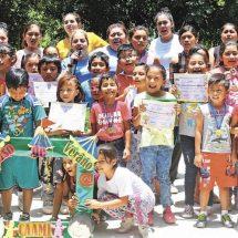Jóvenes de Oaxaca responden a cursos de verano en el Istmo