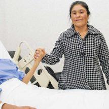 La agónica espera por un trasplante en Oaxaca