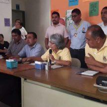 Aun año del sismo, desabasto y precarias condiciones en el Hospital de Juchitán, Oaxaca