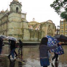 Conagua prevé tormentas fuertes en Oaxaca para esta noche y mañana