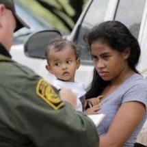 Padres migrantes exigen liberación con huelga de hambre