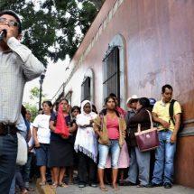 Antorcha Campesina demanda audiencia con Gobierno de Oaxaca