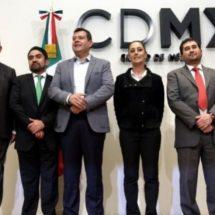 Buscan mil 300 mdp para Reconstrucción en CDMX