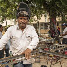 Juchitán siempre está de pie; no se rinde nunca