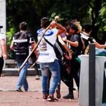 Ya hay dos detenidos por agresiones a estudiantes del CCH Azcapotzalco