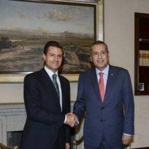 La impunidad planea sobre el PRI hacia el final del sexenio de Enrique Peña Nieto