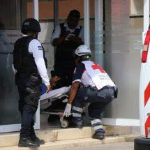 Asaltan y lesionan a joven en pleno centro de la ciudad