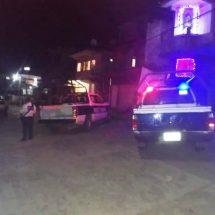 Sujetos armados ejecutan a ex director policiaco de Jalapa de Díaz